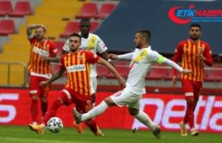 Kayserispor sahasında Yeni Malatyaspor'u tek...