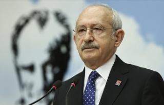 Kılıçdaroğlu, Büyük Önder Gazi Mustafa Kemal...