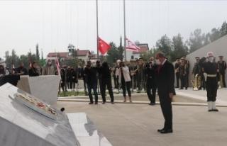 KKTC'nin Kurucu Cumhurbaşkanı Denktaş vefatının...