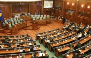 Kosova meclisi, yurtdışına asker gönderilmesine...