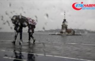 Marmara Bölgesi'nde sıcaklıkların 8-10 derece...