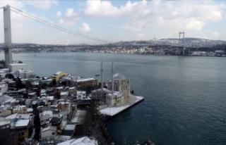 Marmara Bölgesi'nde sıcaklıkların mevsim...