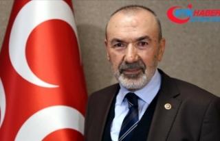 MHP'li Yıldırım: HDP'nin mücadelesi...