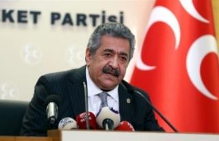 MHP'li Yıldız: Kılıçdaroğlu'nun bekleyen...
