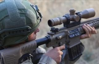 MSB: Fırat Kalkanı bölgesinde 3 PKK/YPG'li...