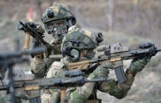 MSB: Son bir ayda 226 terörist etkisiz hale getirildi
