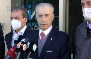 """Mustafa Cengiz: """"33 sene görevde kalsam, Fatih..."""
