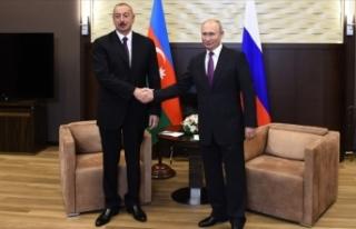 Putin, Aliyev ve Paşinyan Moskova'da Dağlık Karabağ...