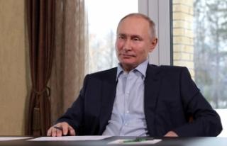 Putin, milyar dolarlık sarayı olduğu iddialarını...