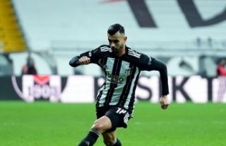 """Rachid Ghezzal: """"Şu an sadece Beşiktaş'a odaklıyım"""""""