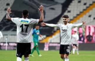 Rizespor'a 4 gol atan Larin, krallıkta zirveye...
