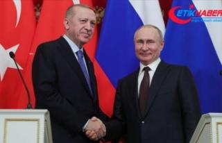 Rusya Devlet Başkanı Putin Dağlık Karabağ toplantısıyla...