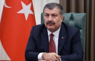 Sağlık Bakanı Koca: Son iki hafta içinde İstanbul,...