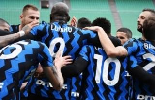 Serie A'da galibiyet serisini 8 maça çıkaran...
