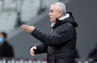 Sivasspor Teknik Direktörü Rıza Çalımbay: Penaltılarımız...