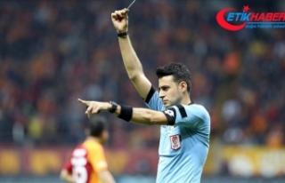 Süper Lig'de 21. hafta maçlarını yönetecek...