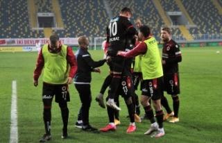 Süper Lig: Gençlerbirliği: 3 - A. Hatayspor: 1...