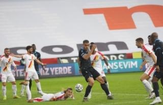 Süper Lig: Trabzonspor: 1 - Göztepe: 0 (Maç sonucu)