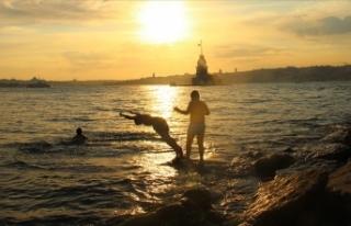 Türkiye'de son 50 yılın üçüncü en sıcak...