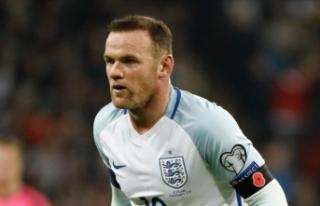 Wayne Rooney futbolu bıraktı, Derby County'de...