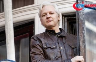 WikiLeaks'in kurucusu Assange ABD'ye iade...