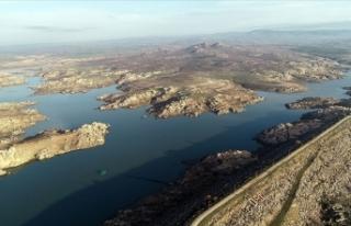 Yağışlar Trakya'daki barajlara 'can suyu'...
