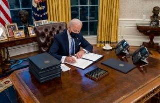 ABD Başkanı Biden, tedarik zincirini güçlendirmeye...