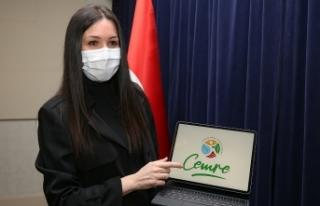 AK Parti çevre gönüllüsü gençler için 'Cemre'...