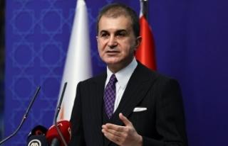 AK Parti Sözcüsü Çelik CHP'nin Berat Albayrak'la...