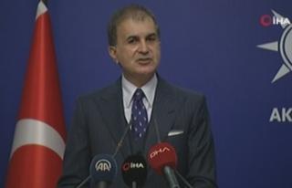 AK Parti Sözcüsü Çelik, Merkez Bankası rezervleri...