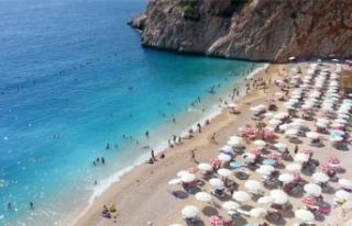 Akdeniz'deki petrol sızıntısı nedeni ile...