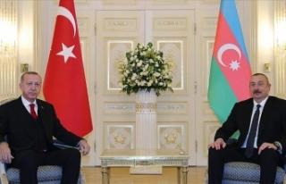 Aliyev'den Erdoğan'a Gara'daki şehitler...