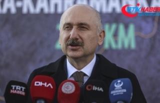 Bakan Karaismailoğlu: (Ankara-Kahramankazan yolu...