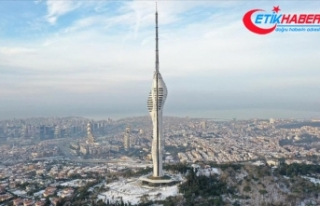 Bakan Karaismailoğlu, Çamlıca Kulesi'ni ziyaret...