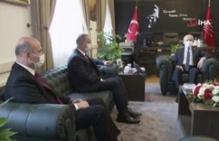 Bakan Akar ve Bakan Soylu, Kemal Kılıçdaroğlu'nu...