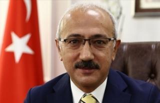 Bakan Elvan: Esnaf kardeşlerimin sorunlarını en...