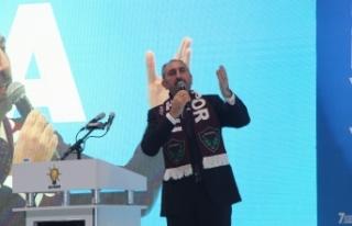"""Bakan Gül: """"Cumhuriyetimizin ikinci yüz yılına..."""