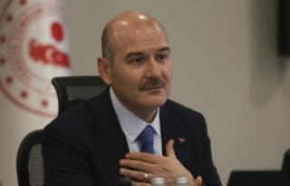 İçişleri Bakanı Soylu'dan, Diyarbakır annelerinin...