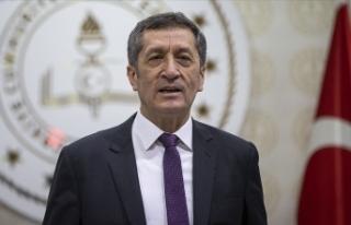 """Milli Eğitim Bakanı Selçuk'tan velilere """"hijyen""""..."""