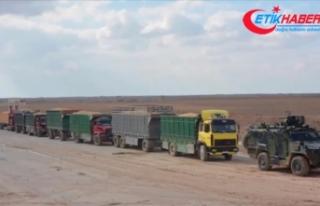 Barış Pınarı Harekatı'yla PKK/YPG'den...