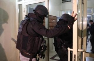 Başkentte terör örgütü DEAŞ mensubu 7 yabancı...