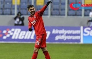 Beşiktaşlı futbolcu Ghezzal'ın adalesinde...