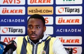 """Bright Osayi-Samuel: """"Mesut'un gelişi tercihimi..."""