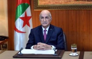 Cezayir Cumhurbaşkanı Tebbun, parlamentonun alt...