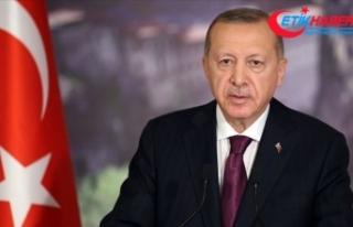 Cumhurbaşkanı Erdoğan: Hocalı'da hunharca katledilen...