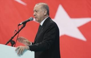 Erdoğan: İttifak ortaklarını incitmemek için...