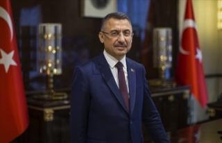 Cumhurbaşkanı Yardımcısı Oktay şehit vatandaşlar...