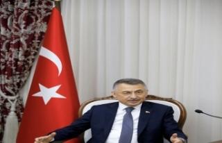 Cumhurbaşkanı Yardımcısı Oktay, Türkiye-Azerbaycan...