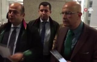 Enis Berberoğlu'nun avukatlarının fezlekeye itirazı...