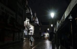 Fransa'da bölgesel sokağa çıkma yasağı ilan...
